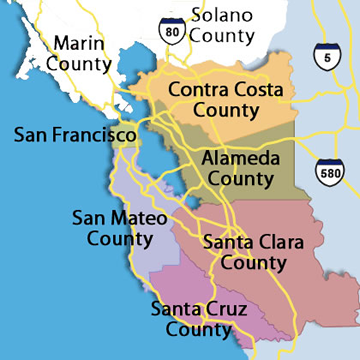CML service locations map